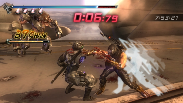 Ninja Gaiden Sigma 2 Plus Psv