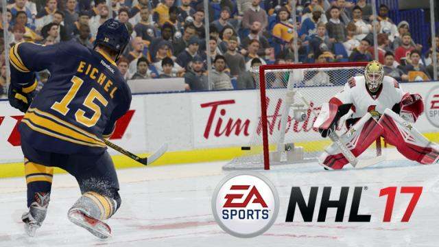 Nhl 17 Sells An Estimated 207k Units First Week At Retail Vgchartz