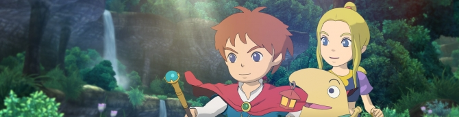 Ni No Kuni Reaches Number One in the UK