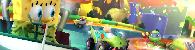 Nickelodeon Kart Racers Release Date Revealed