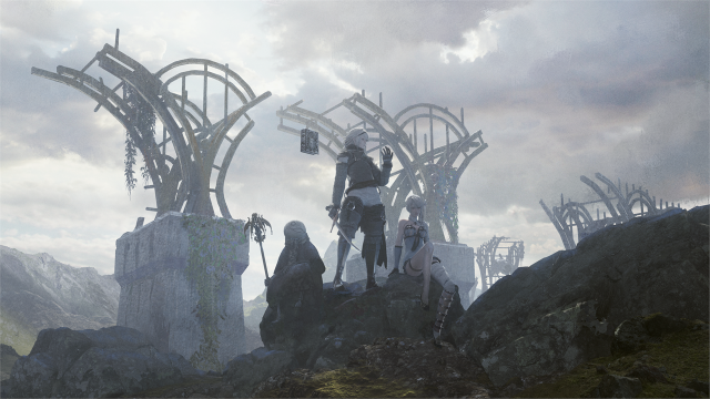 NieR Replicant ver.1.22474487139 Debuts in 1st on the UK Charts