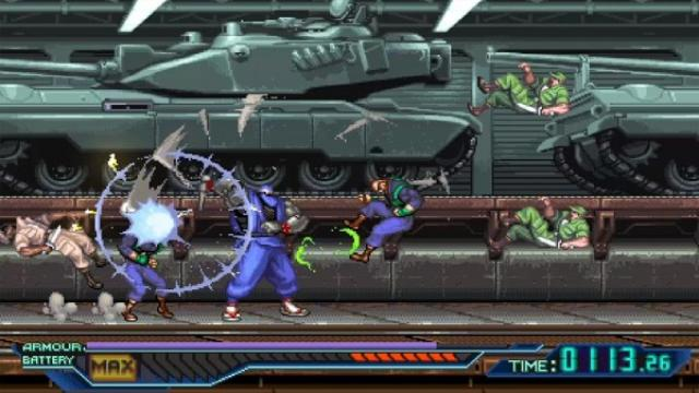 The Ninja Warriors: Once Again Launching in July, PS4 Port