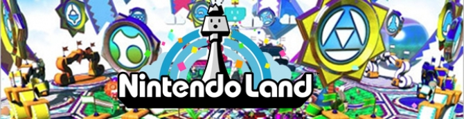 NintendoLand is a World of Laughter, a World of Tears