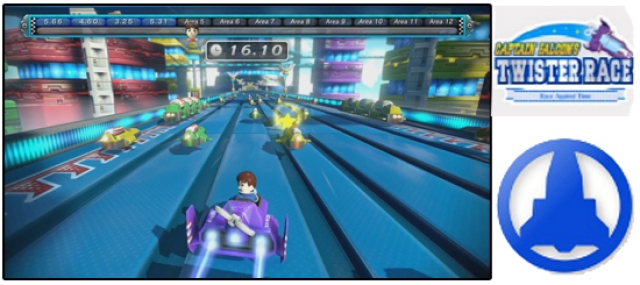 f-zero captain falcon nintendo land