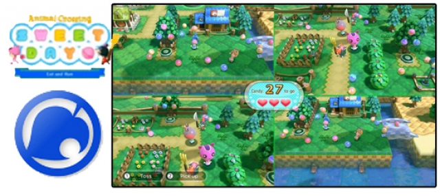 animal crossing nintendo land