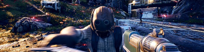 Obsidian Entertainment Announces The Outer Worlds for PS4, X1, PC