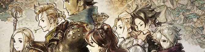 Octopath Traveler Out Now for Google Stadia
