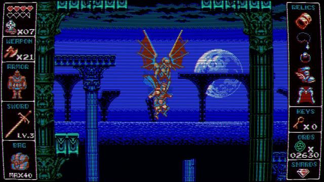 Odallus wings