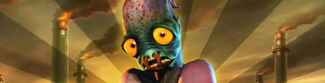Oddworld: New 'n' Tasty Launches for Switch in October