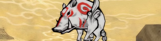 Okami HD Gets 3 New Gameplay Videos