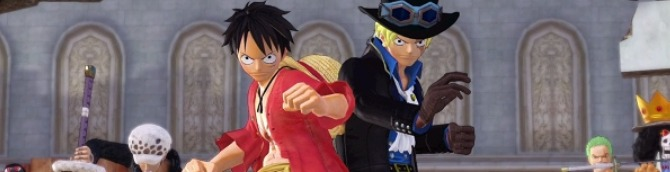 One Piece: Pirate Warriors 3 Deluxe Edition Coming to Switch