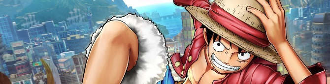 One Piece: World Seeker Launches in March in the West