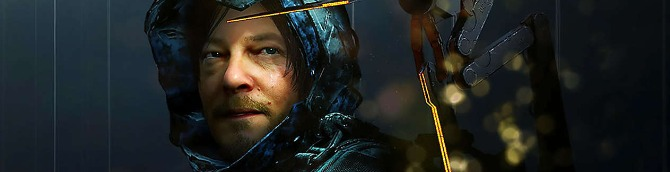 One-Third of Death Stranding Sales in Japan Were Digital