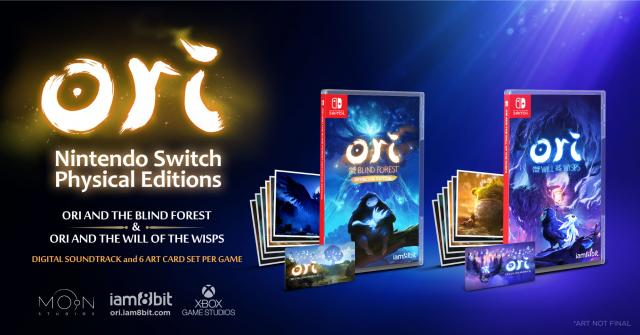 Ori and the Blind Forest and the Will Of The Wisps to get Physical Edition for Switch on December 8