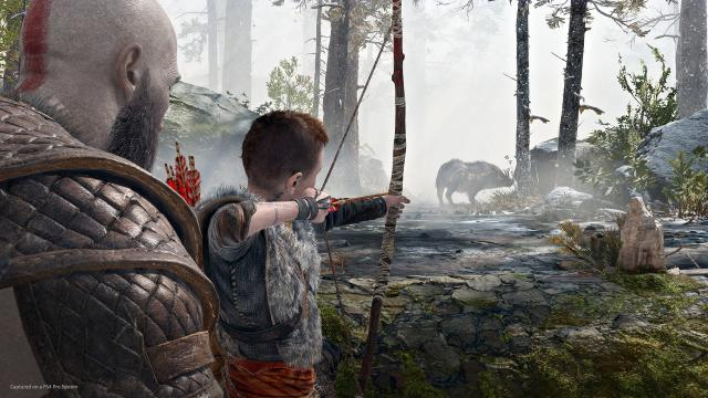 Overall GOTY 2018 God of War
