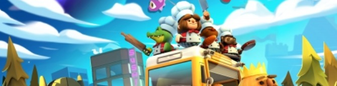 Overcooked! 2 Announced for Switch, PS4, Xbox One, Windows PC