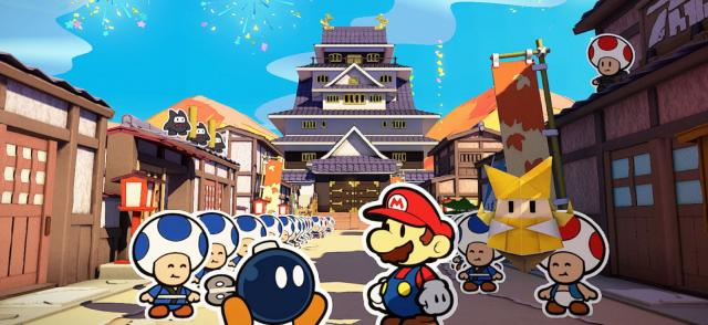 Ghost of Tsushima Debuts in First on the Italian Charts, Paper Mario Debuts in 2nd