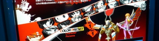 Persona 4 Arena Getting a Sequel
