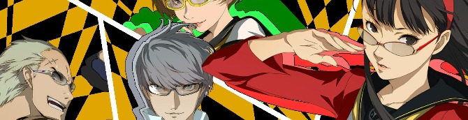Persona 4 Golden Takes Fifth on the EMEAA Charts