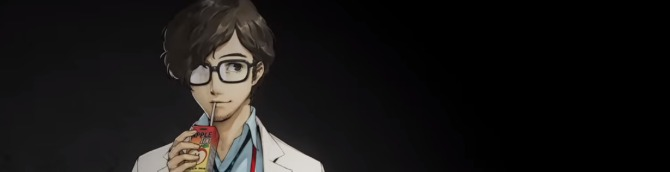 Persona 5 Royal Trailer Introduces Takuto Maruki