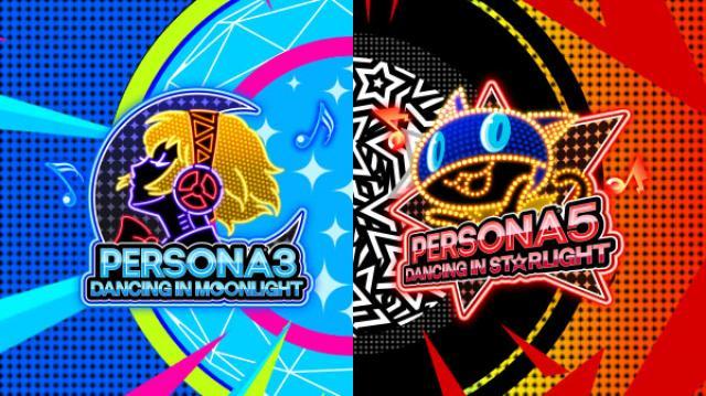 Persona 3: Dancing in Moonlight and Persona 5: Dancing in