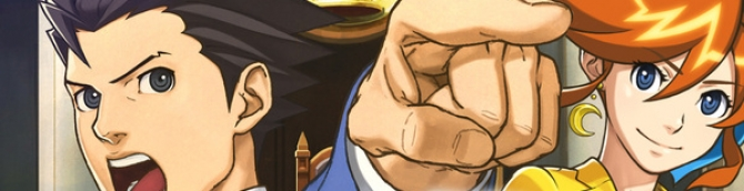 Phoenix Wright: Ace Attorney - Dual Destinies (3DS)