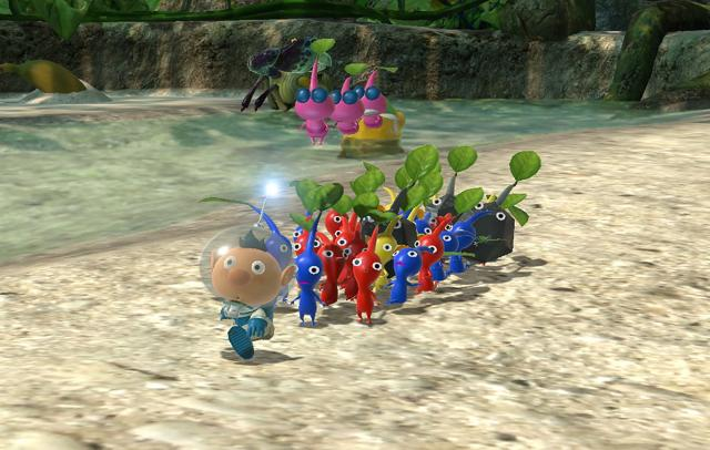 Pikmin 3 Deluxe is the Best-Selling Pikmin Game in Japan