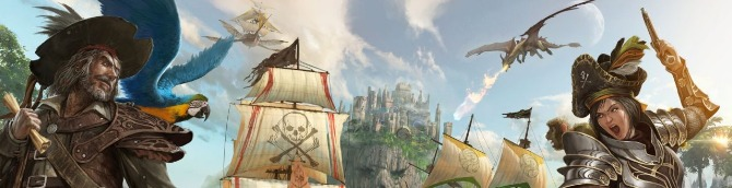 Pirate Mmo Atlas Shoots Its Way Onto Xbox Game Preview On