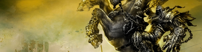 Platinum Games Wants Darksiders Franchise