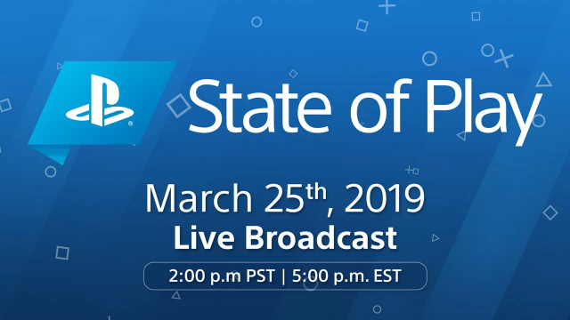 PlayStation State of Play Broadcast to Feature New Updates and