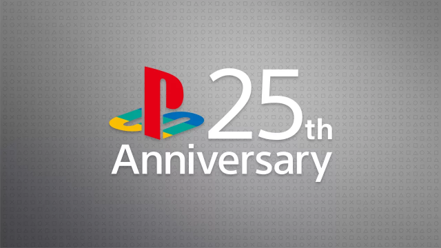 PlayStation Turns 25 Tomorrow