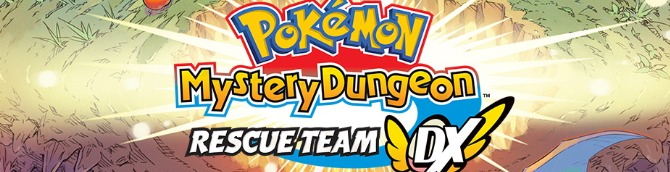 Pokemon Mystery Dungeon: Rescue Team DX Debuts in 1st on the Spanish Charts