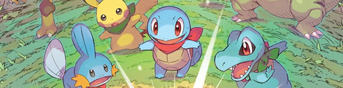 Pokemon Mystery Dungeon: Rescue Team DX Gets 3 New Gameplay Trailers