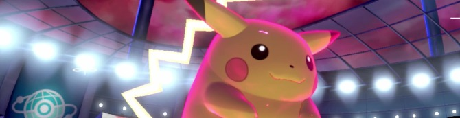 Pokemon Sword and Shield Debuts at the Top of the French Charts
