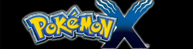 Pokemon X and Y Announced for 3DS, Coming October 2013 Worldwide