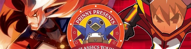 Prinny Presents NIS Classics Volume 2 Announced for Switch and PC