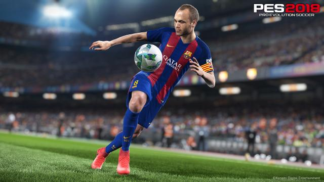 Pro Evolution Soccer 2018 Sells an Estimated 239,000 Units