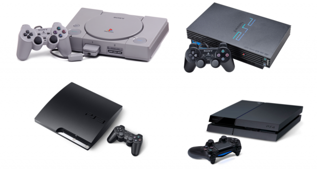 Sony Reveals Hardware and Software Figures for PS1, PS2, PS3