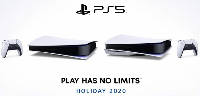 Annonce PS5