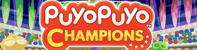 Puyo Puyo Champions Headed West For NS, PS4, X1, Steam