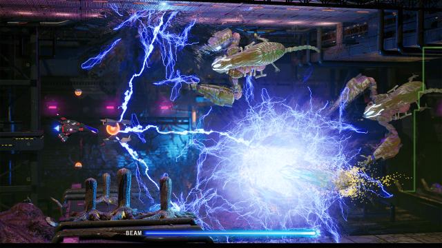 R-Type Final 2 est lancé au printemps 2021 pour Switch, PS4, Xbox One et PC