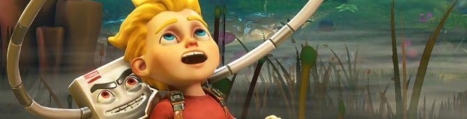 Rad Rodgers Launches February 21 for PS4, Xbox One