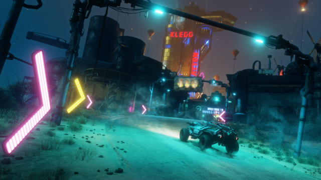 RAGE 2 open world