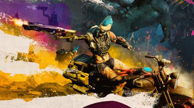 Rage 2 Debuts at the Top of the Japanese Charts - VGChartz