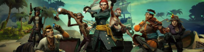 Rare Discusses the Importance of Working Together in Sea of Thieves