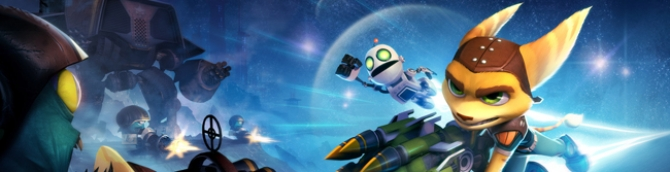Ratchet & Clank Movie Announced