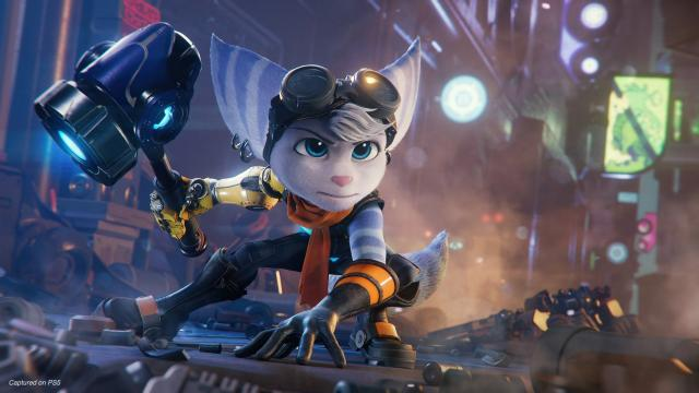 Ratchet & Clank: Rift Apart Has Option to Play at 60 FPS