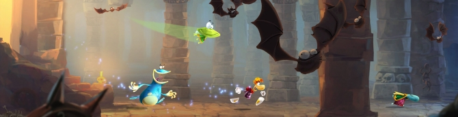 Rayman Legends Online Challenge Mode Free for Wii U Soon