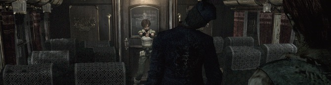 Resident Evil 0: HD Remaster (PS4)