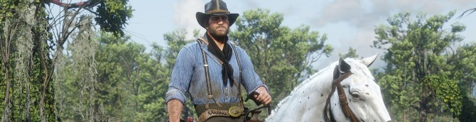 Red Dead Redemption 2 DLSS Update on PC Improves Performance
